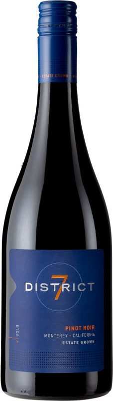 District 7 Pinot Noir