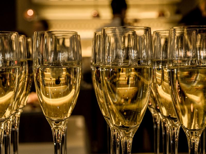 tillverkning av champagne så går det till