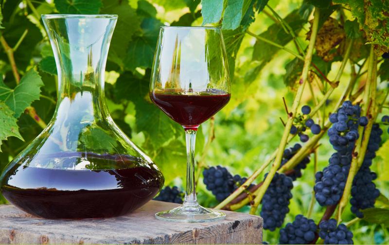 lufta vin