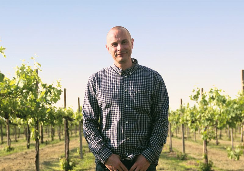 Petter Alexis vinprovning