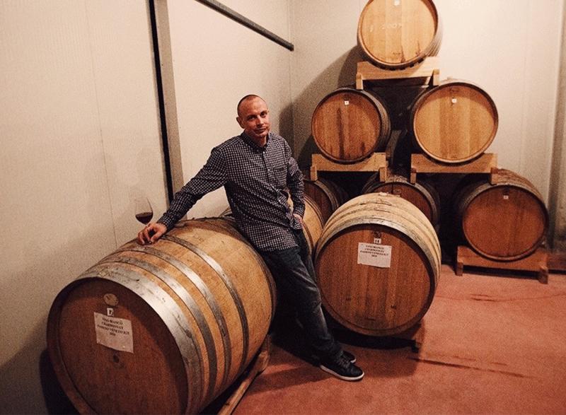 Digital vinprovning Petter