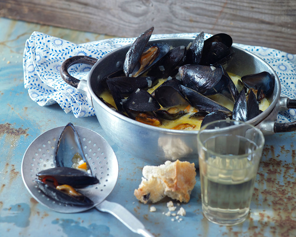Recept chili moules